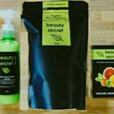 100% ORGANIC BODY BLEACHING SET (SMALL)