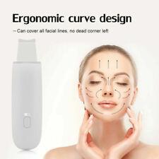 Facial Ultrasonic Skin Scrubber Spatula Face Extractor Peeling Tool Deep clean