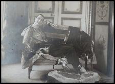 Photographie de  Henri MANUEL (1874-1947) garçonne Art Deco 1925