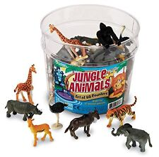 Learning Resources Jungle Animal Counters Set of 60 LER0697