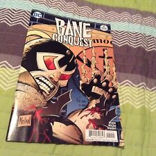 Bane Conquest Issue #2 DC Comics - Brand New