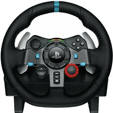 Logitech G29 Driving Force Racing Wheel with Pedals - PS3, PS4, PC