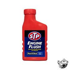 STP ENGINE FLUSH ADDITIVE FOR PETROL & DIESEL ENGINES OIL FLUSHING ADDITIVE