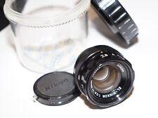 【Near MINT】Nikon EL-NIKKOR 50mm 1:2,8 - enlarging lens - Vergrösserungsobjektiv