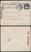 Military, War Cover Italian Stamps
