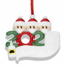 2020 Annual Events Christmas Ornament Holiday Family Gift Memories Family Bauble