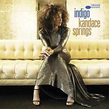 Audio CD Springs Kandace - Indigo