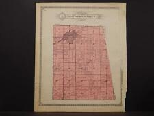 Missouri Audrain County Map Cuivre Township1918  K11#18