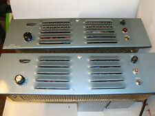 Pair of McCurdy AM-403 Mono Block Tube Power Amplifiers