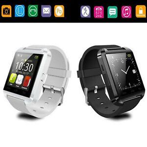 Bluetooth Wrist Smart Watch Phone For Samsung S20 S10 S10e A51 A21 LG Stylo 5 6