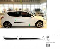 Türschutzleisten Rammschutz für Toyota Aygo Hatchback 2005-2014