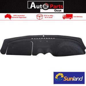 Fits Holden Commodore VE2 SV6 SS Redline 2010 2011 2012 2013 Black Dashmat*