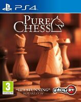 Pure Chess - PS4 PlayStation