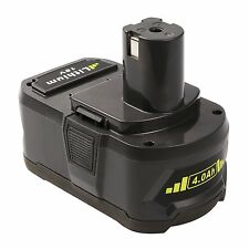 New for Ryobi 18-Volt ONE+ Tool High Capacity 4.0Ah P108 Lithium Ion Battery