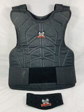 Maddog Chest Protector and Neck Protector Paintball Combo Black