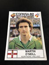 Panini Espana 82 - O'Neill