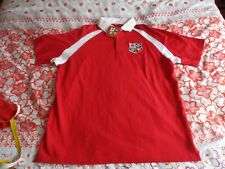 British & Irish Lions Polo Shirt BNWT small