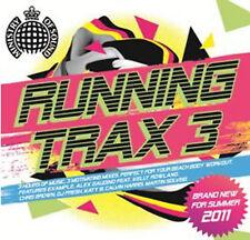 Various Artists : Running Trax - Volume 3 CD (2011)