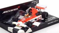 1:43 Minichamps McLaren Ford M23 GP Süd Afrika, World Champion Hunt