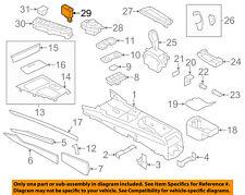 BMW OEM 10-15 760Li Center Console-Auxiliary Radio Stereo Input Jack 84109237653