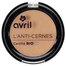 Correcteur & Anti-cernes Doré Certifié Bio Vegan 100%Naturel Cosmétique AVRIL
