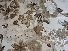 """Schumacher """"Bermuda Flores"""" 0.9 metros de tela de cortina de aves Remant 175871 Blush"""