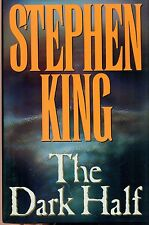 THE DARK HALF by Stephen King (1989) Viking HC 1st