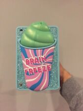 Claires Accessories Prism Green / Pink / Blue Rubber iPad Mini Case