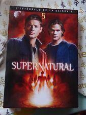 DVD - Supernatural - Saison 5 / TBE