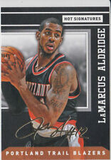 Panini Portland Trailblazers NBA Basketball Trading Cards