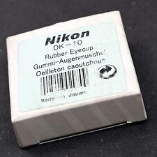Nikon DK-10 Rubber Eyecup - New