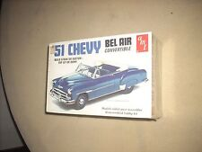 '51 Chevy Bel Air Convertible, Sealed, Old, Nice !