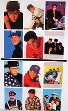 "1990s New Kids on the Block 11""x14"" Color Print Portfolio of 12 (Fw-Port-09)"