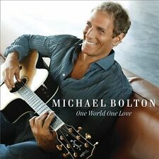 One World One Love by Michael Bolton (CD, May-2010, Motown)