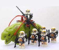 SET Star Wars Clone Trooper Humid beast weapon Figure Model Lego Toys Custom