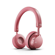 Auriculares Bluetooth Inalámbricos JAYS a-Seven color rosa