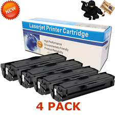 4 PK TONER CARTRIDGE FOR SAMSUNG MLT-D104S ML1660 ML1661 ML1665 ML1666 ML1670