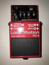 Boss RC-3 Looper Effects Pedal