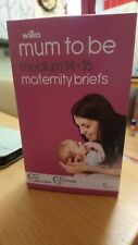 Disposable maternity briefs size 14-16 new