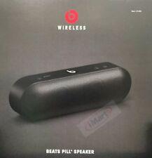 Genuine Beats by Dr Dre Pill + Bluetooth Speaker  Black Brand New Stock
