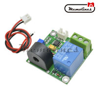 (Working DC12V) 0-5A AC Current Sensor Detection Switch Module Output