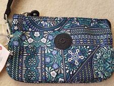 Kipling Handbag, Creativity XL Wristle  Dizzy Darling Blue