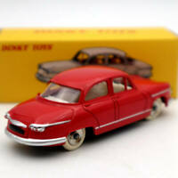 Atlas 1/43 Dinky toys 547 PL 17 Panhard Red Diecast Models Limited Edition Car