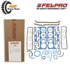 Felpro Engine Gasket Full Set Suits Ford Windsor 260 289 302 (NON EFI) FS8548PT