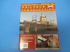 Railpace News Magazine February 2007 Liberty Limited II VRE Gallery Cars  M1530