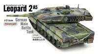 Panzerkampf German Main Battle Tank Leopard 2 A5 1/72 Diecast Model