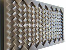 Concrete Stone Mold Plait Mosaic Tile Stone Rubber Mould MS 842 Casting Mould