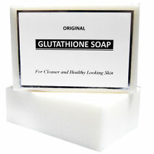 Pure Glutathione / Gluta Skin Whitening Soap - Lightening Bleaching Anti Aging
