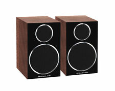 Wharfedale Diamond 210 Walnut Pair Speakers Shelf