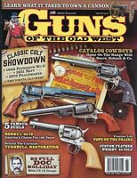 Guns of the Old West   Winter 2021    Classic Colt Showdown